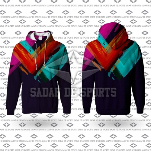 Custom Hoodies | Sadaf De Sports